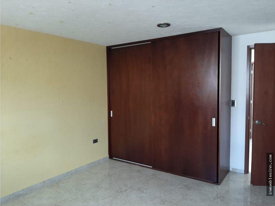 casa en renta privada exclusiva tizatlan tlaxcala