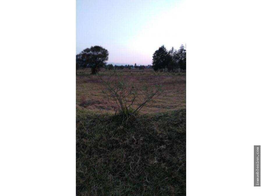 terreno en venta en santa anita huiloac apizaco