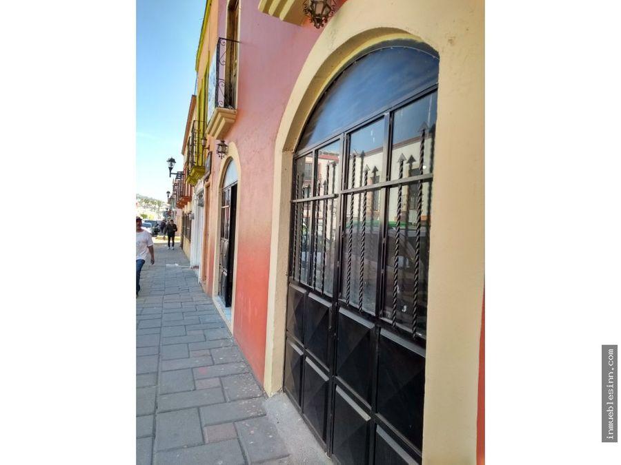 local comercial en renta tlaxcala centro