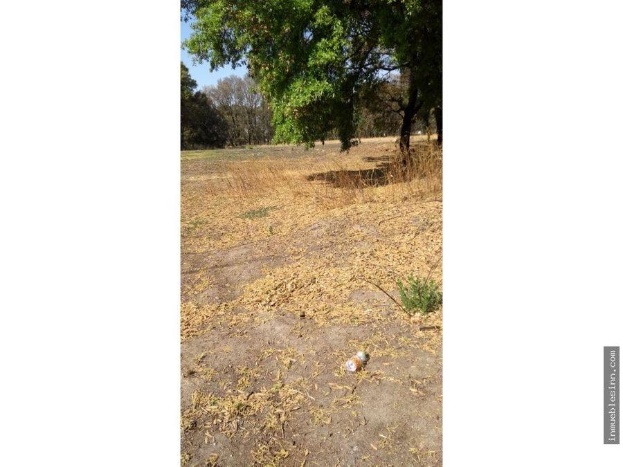 vendo terreno en tlalcuapan chiautempan tlaxcala