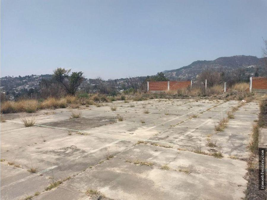 terreno en venta 300000 m2 en tizatlan tlaxcala