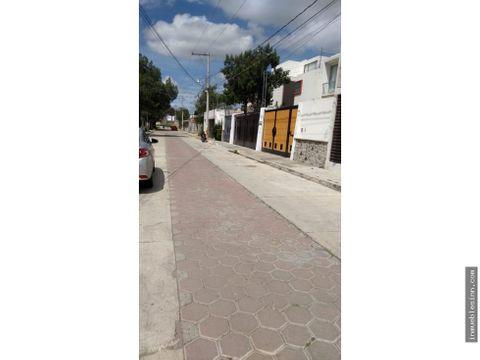 terreno en venta en apizaco tlaxcala