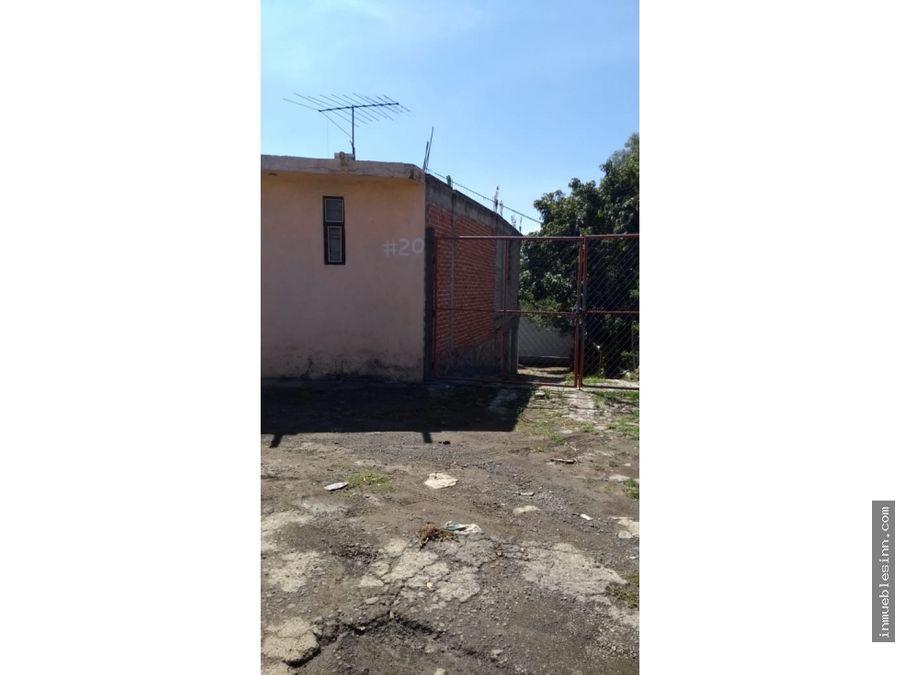 terreno con construccion en venta tizatlan tlaxcala
