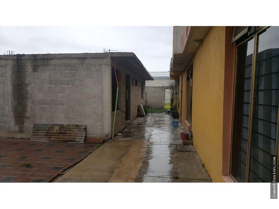 casa en venta chiautempan tlaxcala