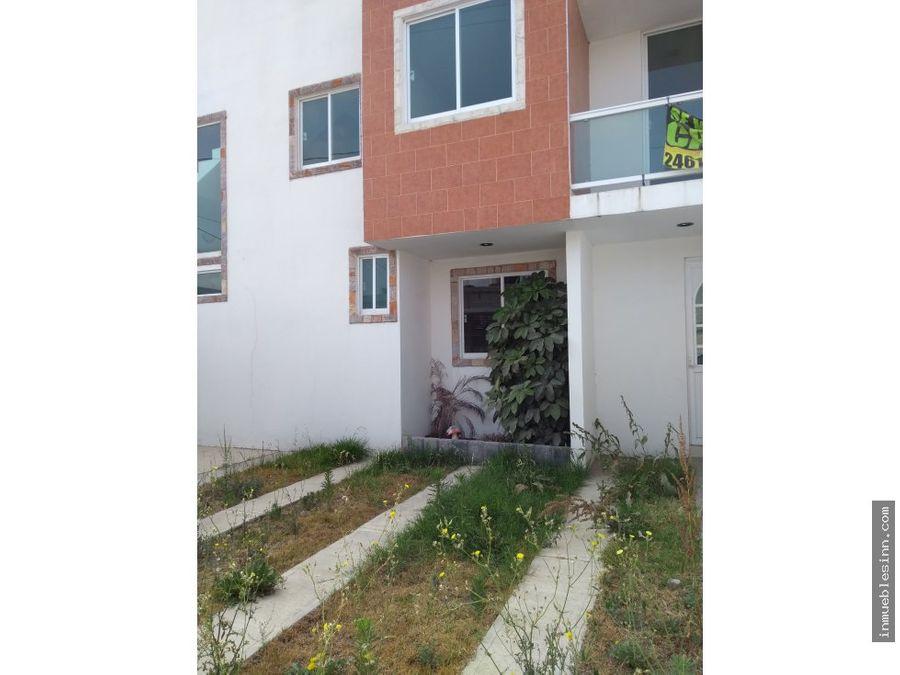 casa en venta loma verde apizaco