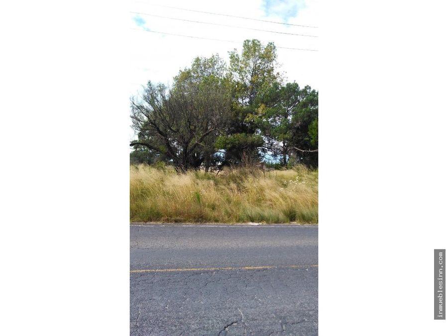 terreno en venta tepehitec tlaxcala