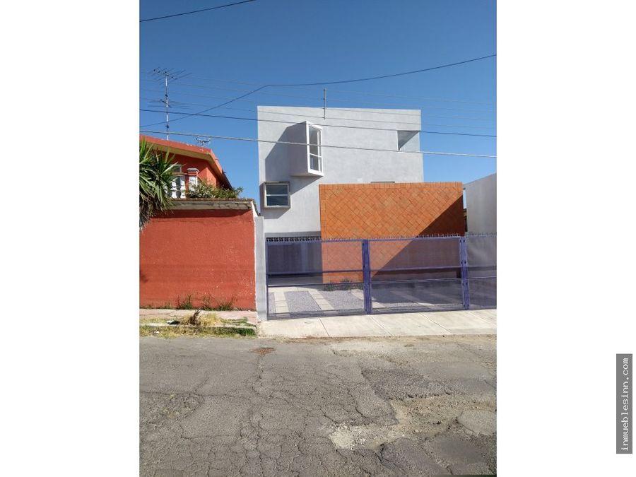 casa en renta la loma xicotencatl tlaxcala