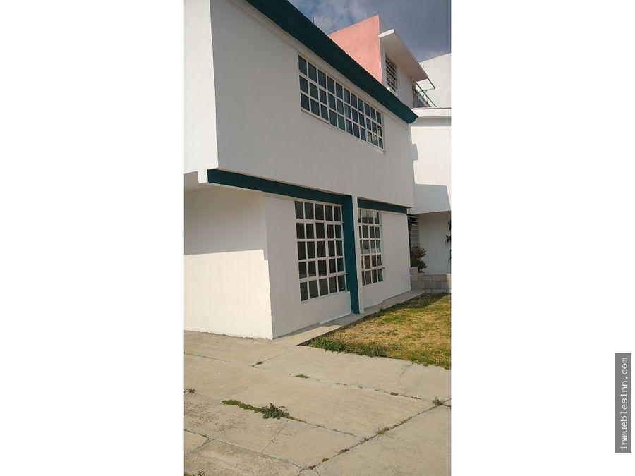 casa en renta ixtulco tlaxcala
