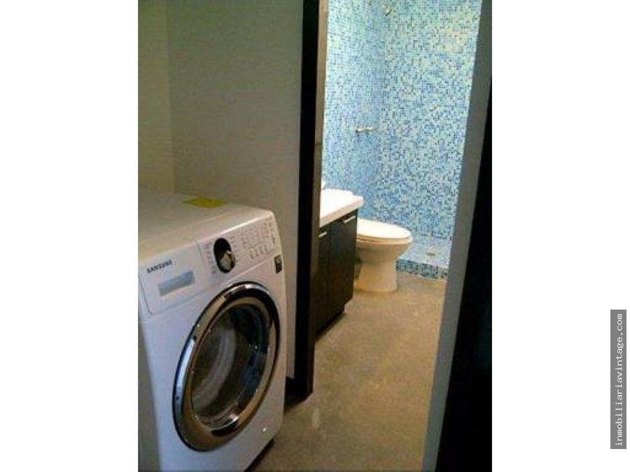 en alquiler lindo apartamento amueblado zona 4