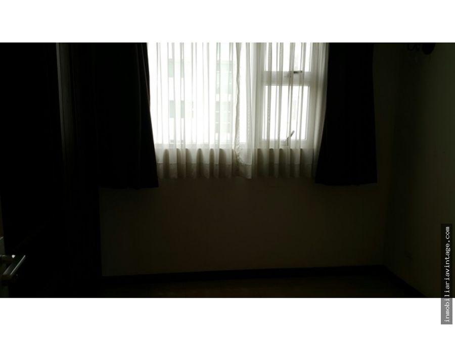 rento apartamento en zona 14 sector la villa