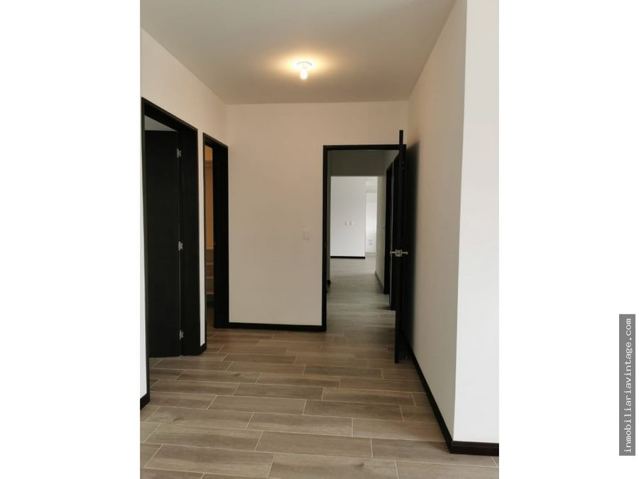 apartamento en renta para estrenar zona 14