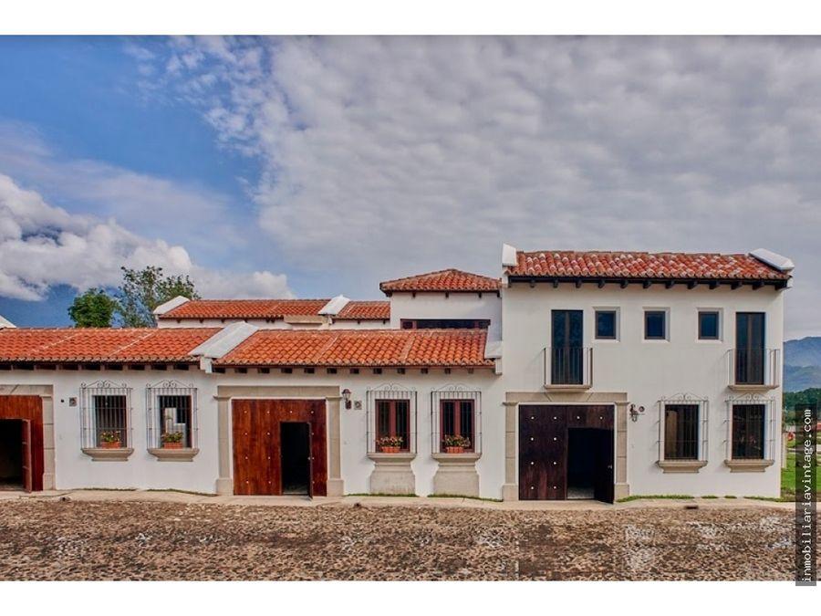 casa para estrenar en antigua g club residencial los franciscanos