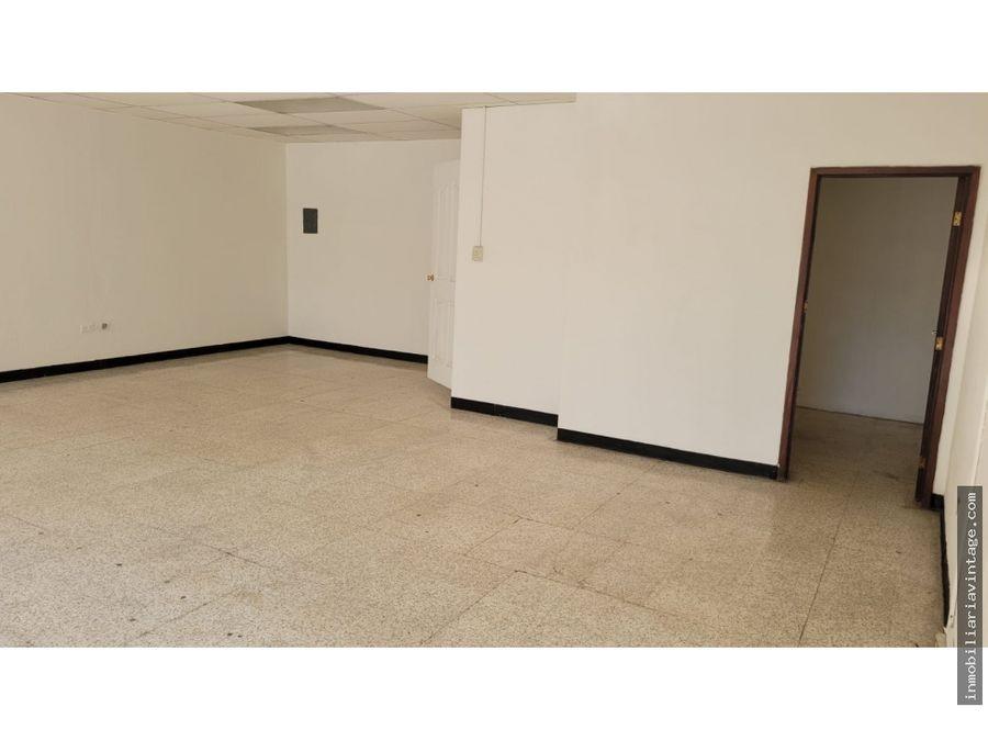 alquilo local en edificio de apartamentos zona 10