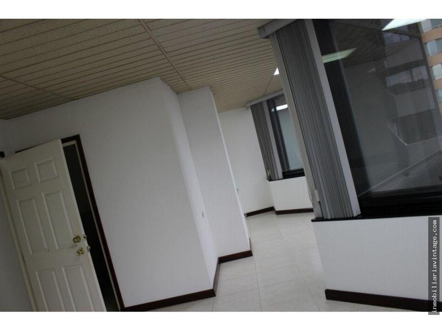 renta oficina de 97 mts2 en z10