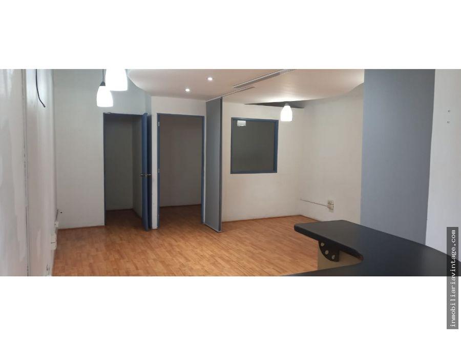 renta linda oficina dentro de edificio zona 14