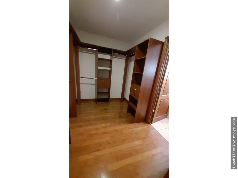 apartamento amueblado edificio z14