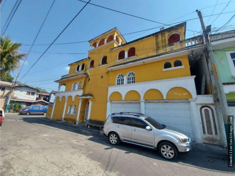 casa residencial villas del sur km 165 villa canales