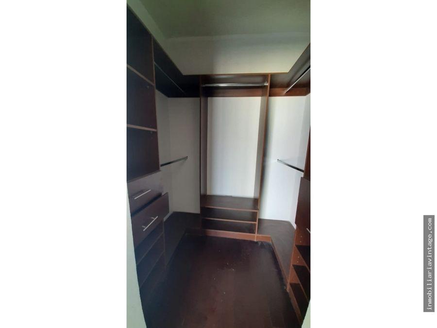 apartamento en venta zona 16 con terraza privada