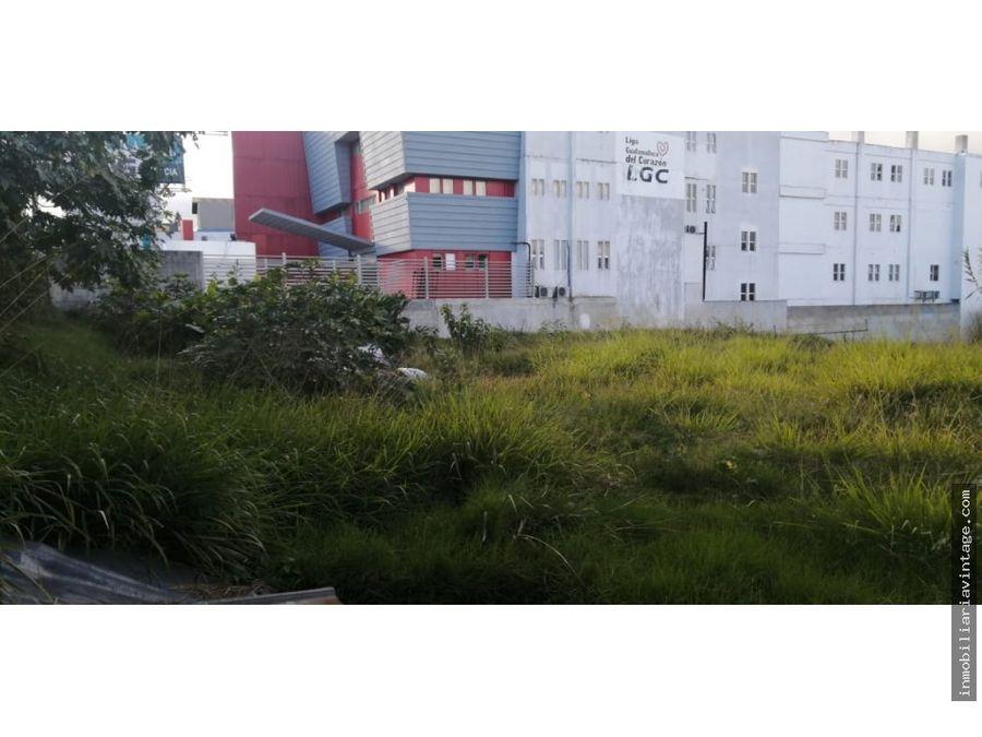 terreno en venta sobre calzada roosevelt