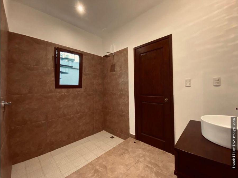 casa nueva en condominio huertas de san pedro