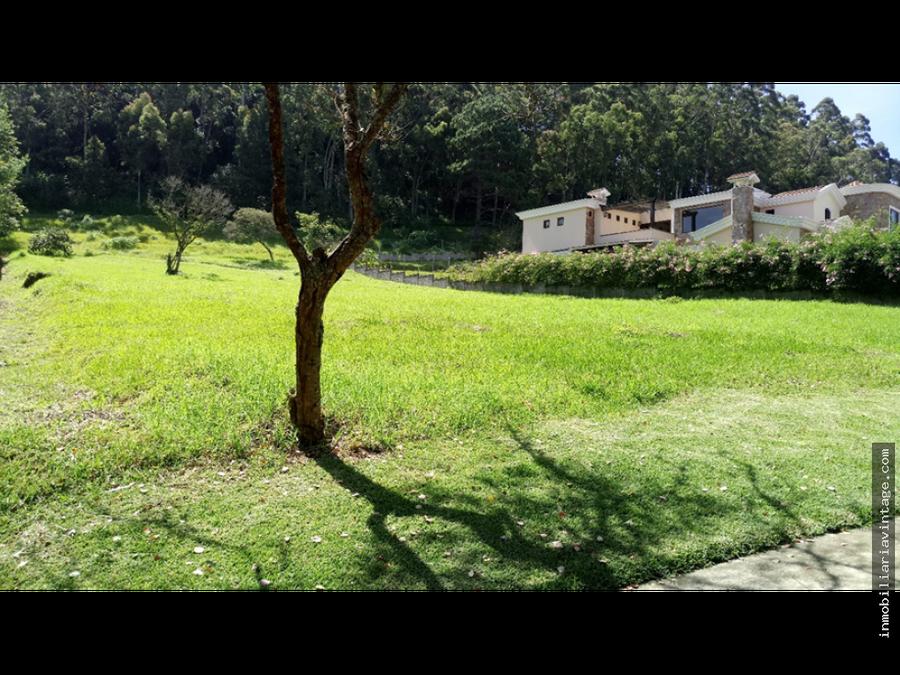 terreno en venta condominio las alturas