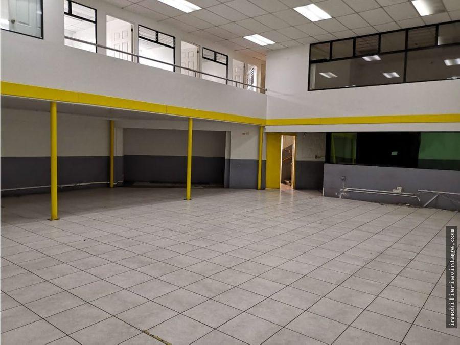 renta local comercial zona 9 ideal showroom