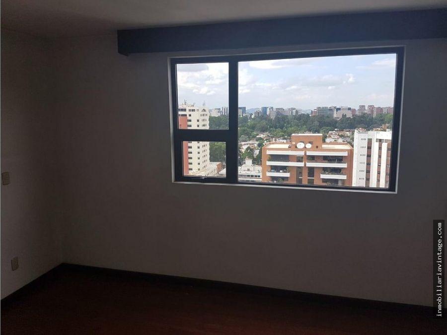 renta apartamento zona 14