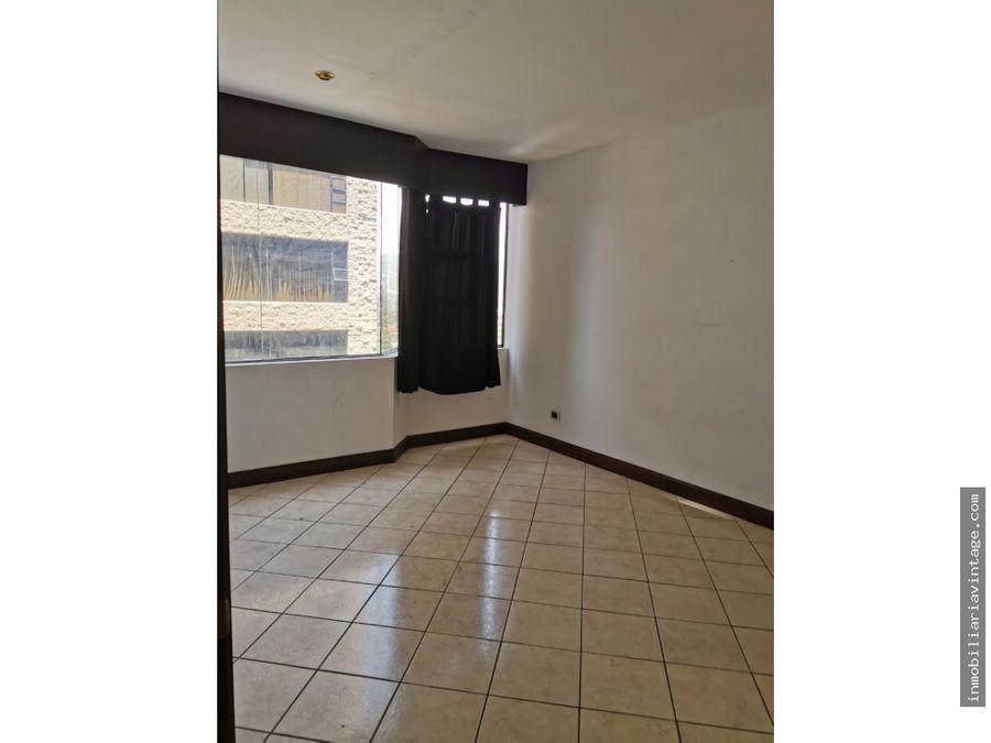 rento apartamento zona 10