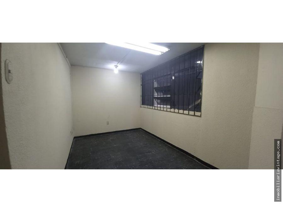 oficina de 2 niveles en renta zona 1