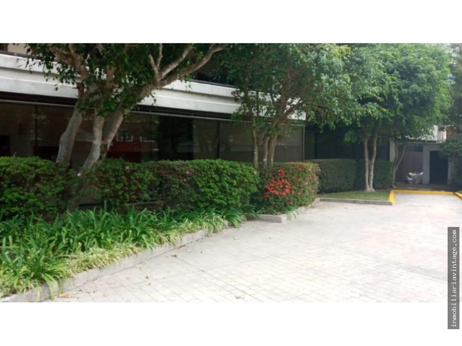 oficina en renta zona 10 centro gerencial las margarita