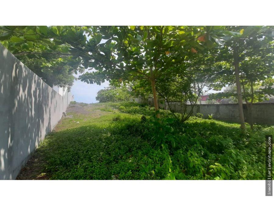 venta terreno en marena condominio exclusivo en el puerto san jose