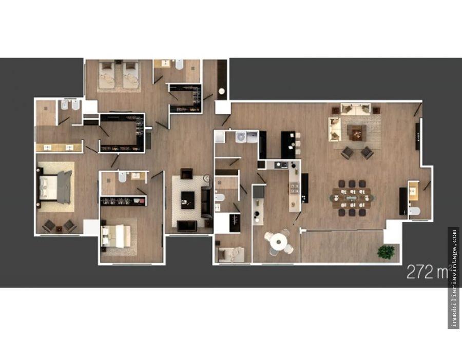 apartamentos en desarollo edificio zona 14