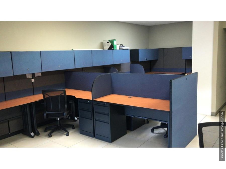 en renta oficina empresarial zona 10