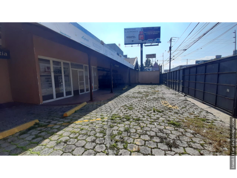 terreno comercial en aguilar batres zona 12
