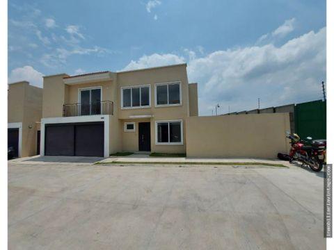 casa en venta en km 215 condominio cumbres de arboleda