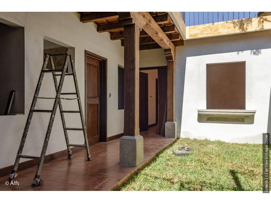 venta casa condominio san pedro las huertas