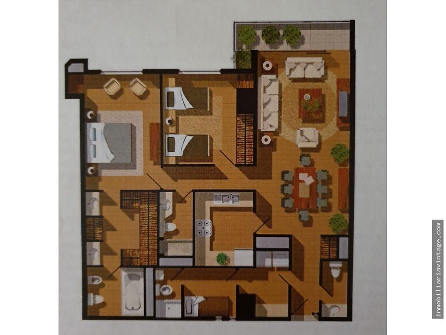 vendo lindo apartamento en zona 10 jardines del acueducto