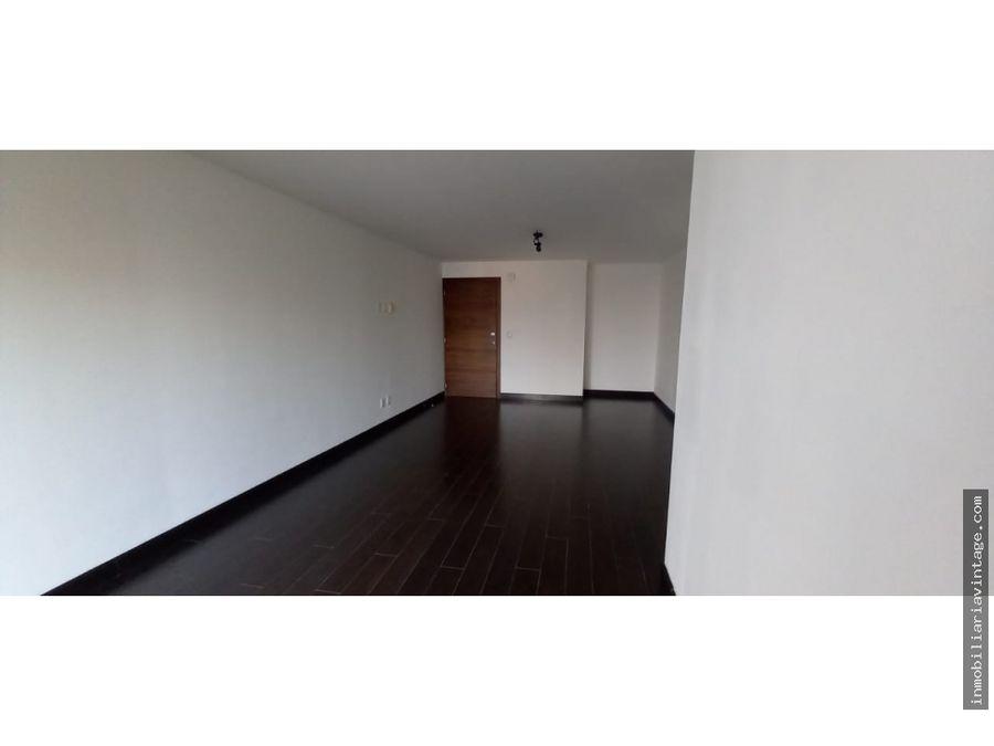 apartamento en renta zona 14 cercano a europlaza
