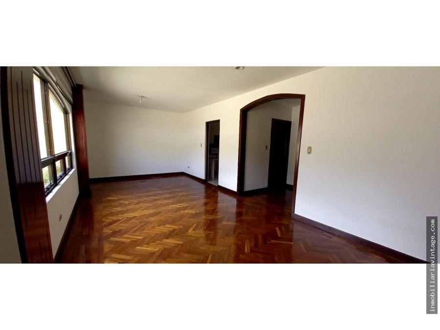 apartamentos de 3 habitaciones condominio broken sound zona 10