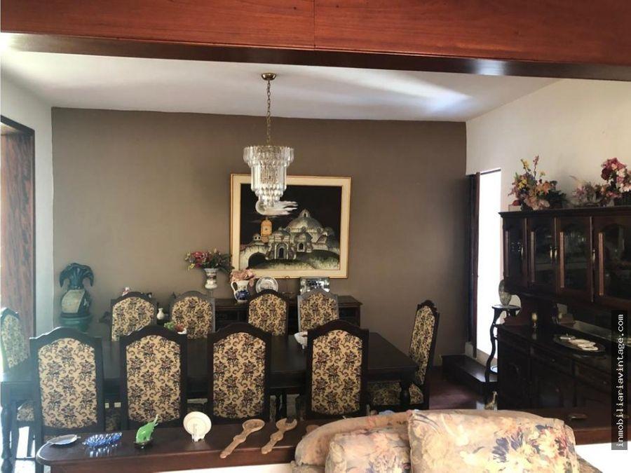 en venta casa condominio la montana
