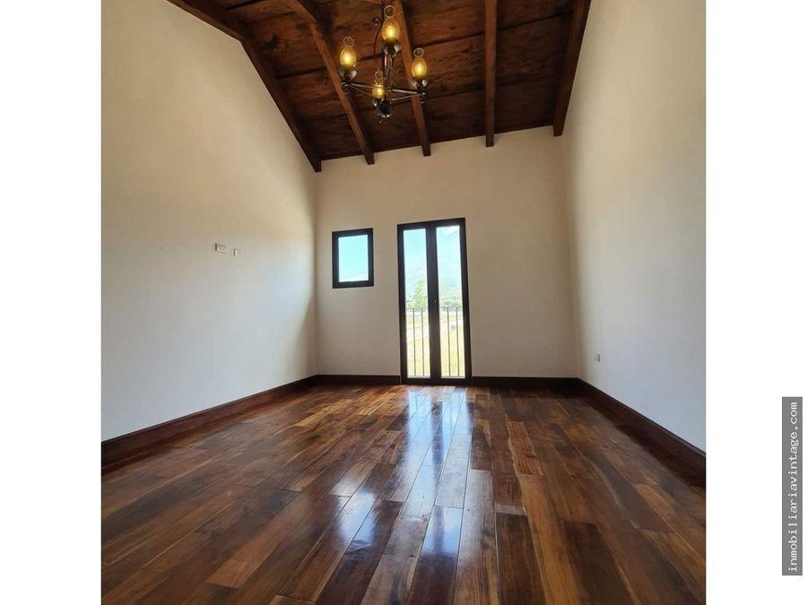 casa en antigua guatemala club residencial los franciscanos
