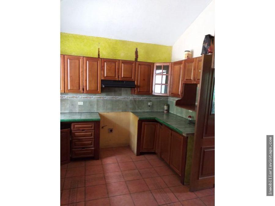 vendo casa en condominio terravista sector exclusivo