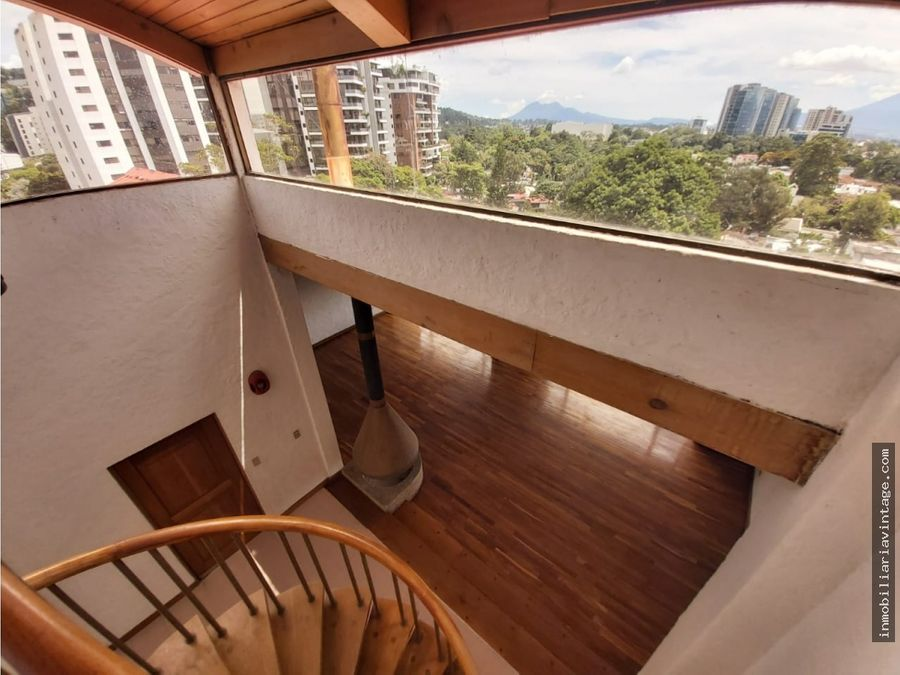 pent house zona 15 vh2