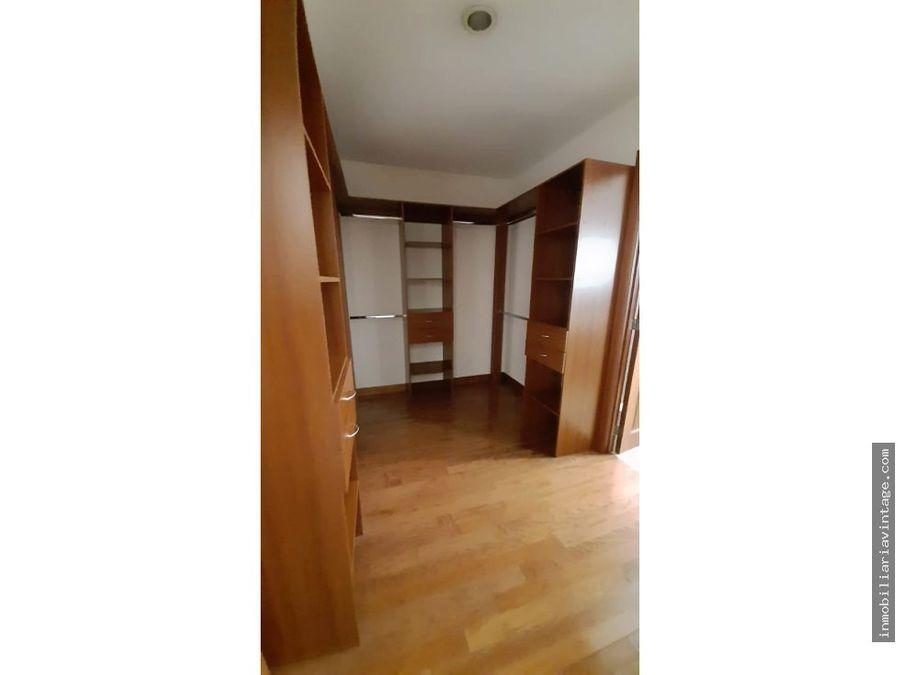 apartamento totalmente amueblado en zona 14