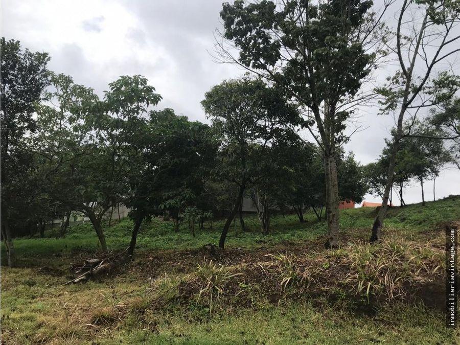 terreno venta acacias de cayala zona 16