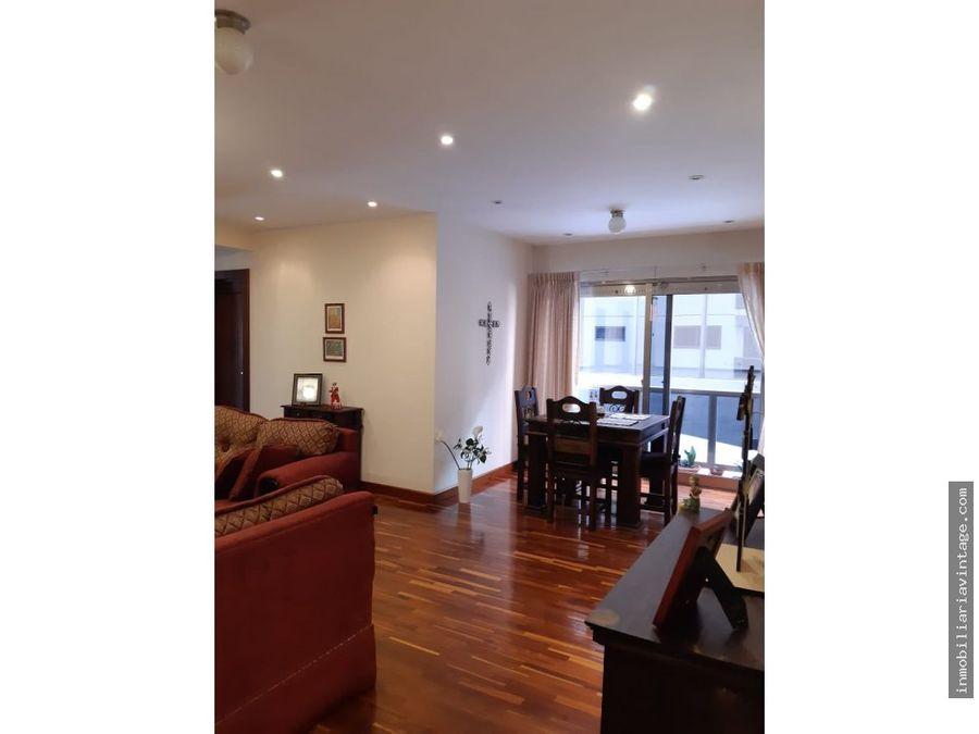 apartamento en venta zona 15 vhi