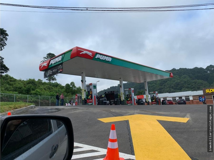 renta local en gasolinera puma en dirreccion hacia el pulte zona 16