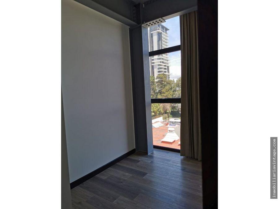 apartamento para estrenar en edificio zona 14