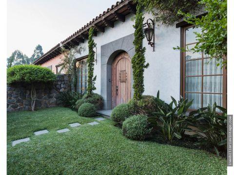 casa en venta condominio el monasterio antigua guatemala