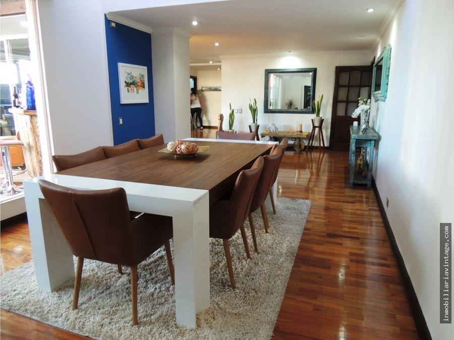 super apartamento en alquiler edificio zona 14